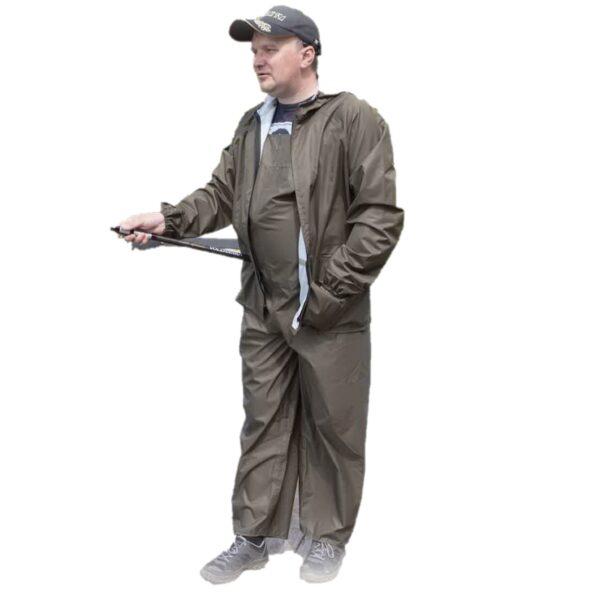 Костюм влагозащитный (куртка+полукомбинезон) мембрана арт. 215 КЗС н 3 • ТД «БелФУТ»