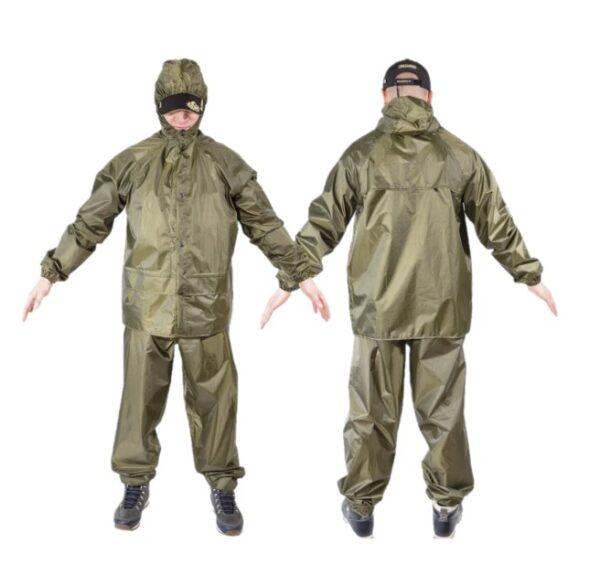 Костюм влагозащитный (куртка + брюки) арт.215 КЗС т 1 • ТД «БелФУТ»