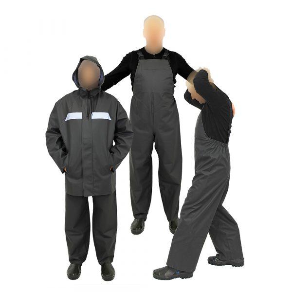 Костюм защитный специальный (куртка + полукомбинезон без сапог) арт. 215 КЗС 1 • ТД «БелФУТ»