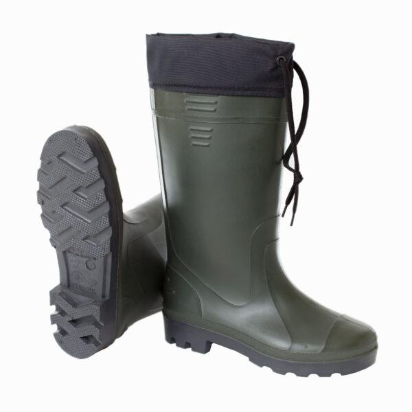 Сапоги мужские высокие комбинированные арт. 970 СМВК1С 2 • ТД «БелФУТ»