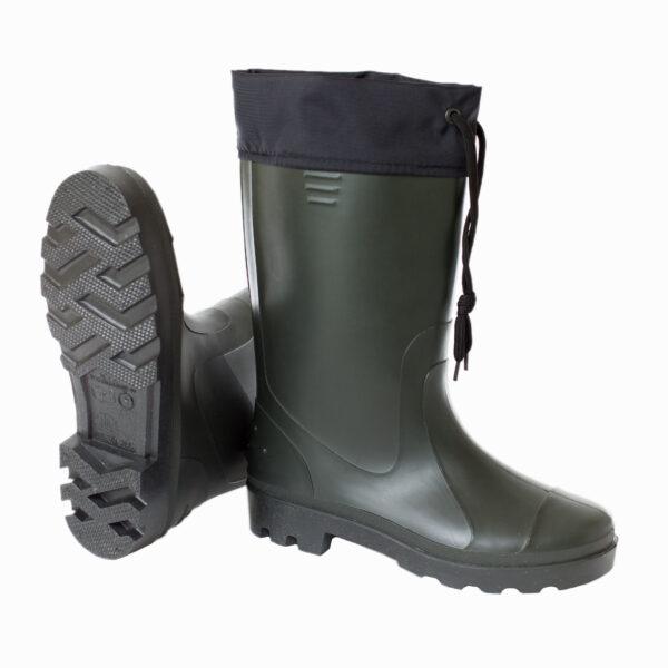 Сапоги мужские высокие комбинированные арт. 970 СМВК2С 3 • ТД «БелФУТ»