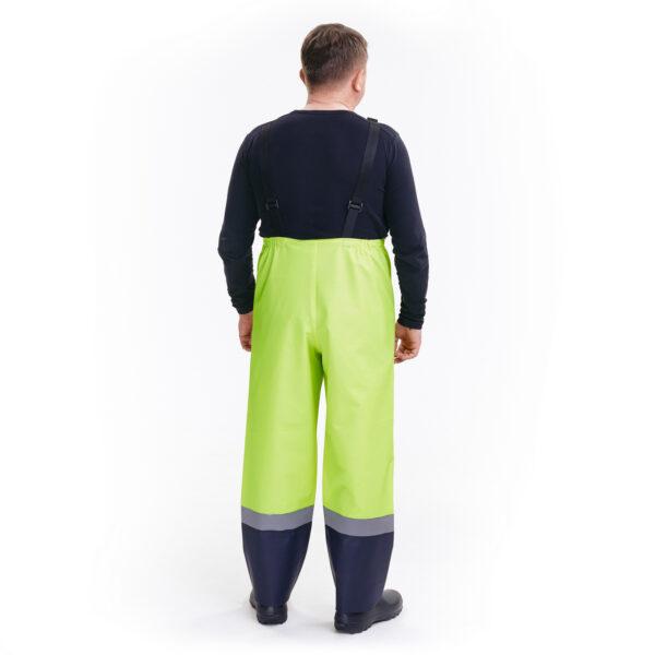 Костюм защитный специальный (куртка комбинированная + полукомбинезон комбинированный без сапог) арт. 219 КЗС 4 • ТД «БелФУТ»