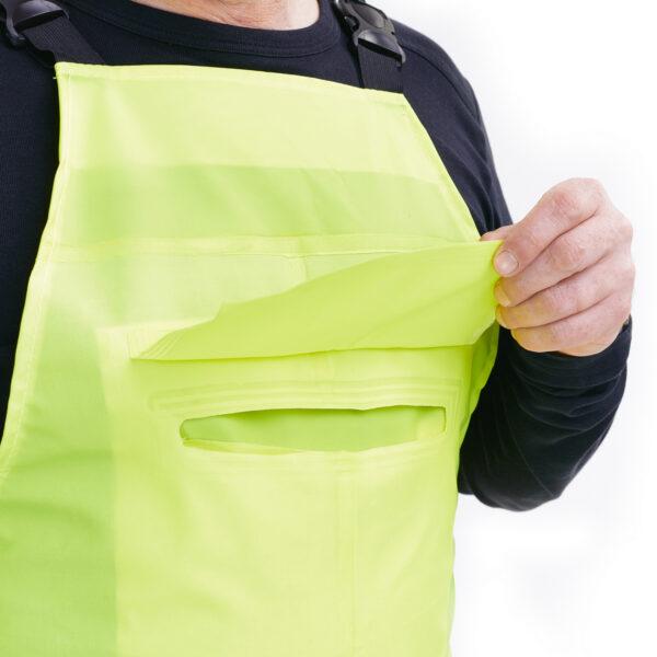 Костюм защитный специальный (куртка комбинированная + полукомбинезон комбинированный без сапог) арт. 219 КЗС 5 • ТД «БелФУТ»