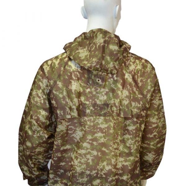 Костюм защитный специальный (куртка-анорак + брюки без сапог), камуфляж 4 • ТД «БелФУТ»