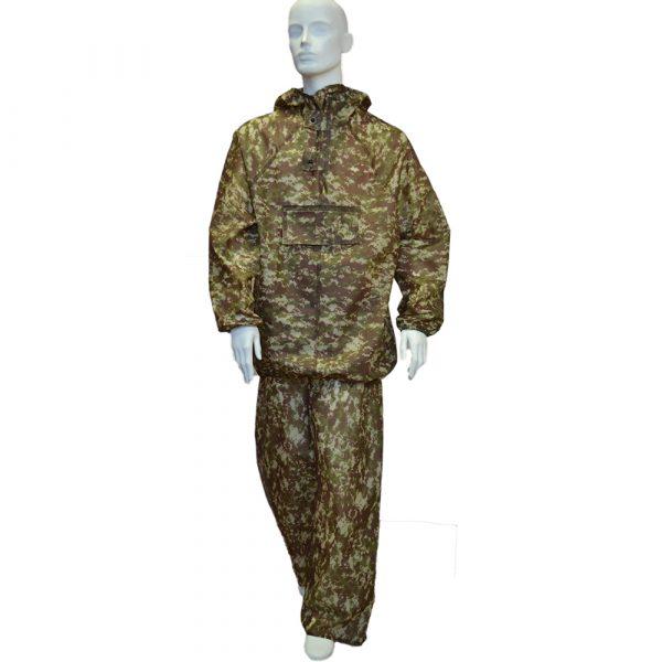 Костюм защитный специальный (куртка-анорак + брюки без сапог), камуфляж 1 • ТД «БелФУТ»