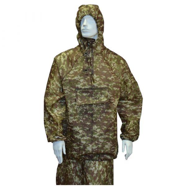 Костюм защитный специальный (куртка-анорак + брюки без сапог), камуфляж 6 • ТД «БелФУТ»