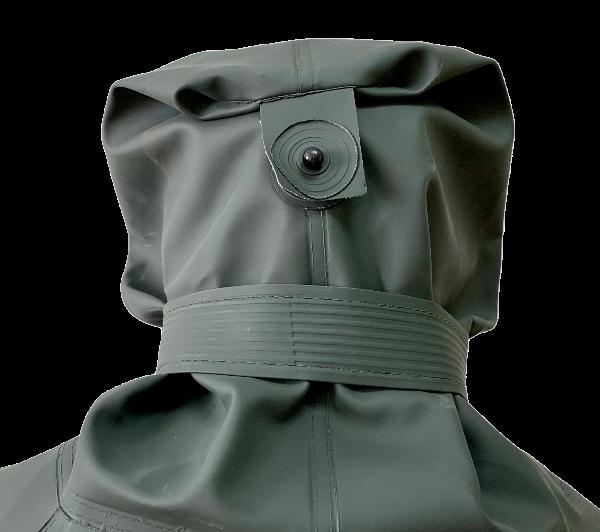 Комбинезон защитный КИЗ с перчатками 5 • ТД «БелФУТ»
