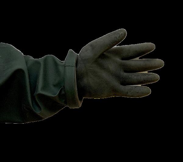 Комбинезон защитный КИЗ с перчатками 4 • ТД «БелФУТ»