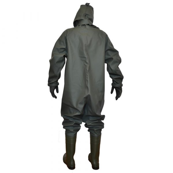 Комбинезон защитный КИЗ с перчатками 2 • ТД «БелФУТ»